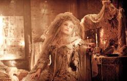 "Screen shot of Miss Havisham in ""Great Expectations"" via post-gazette.com"