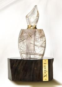 One of the Xerjoff Quartz line fragrance bottles. Source: Fragrantica.