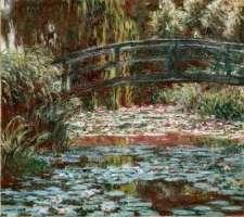 Monet, Giverny #11, via Studyblue.com