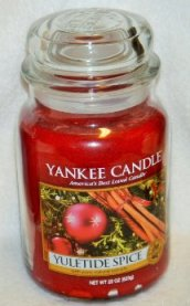 Yuletide Spice by Yankee Candle. Source: amazon.com