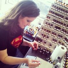 Photo: Viktoria Minya Parfums Facebook page.