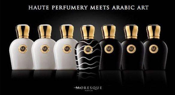 Moresque fragrances via vk.com.