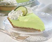 Key Lime Pie via recipeshubs.com