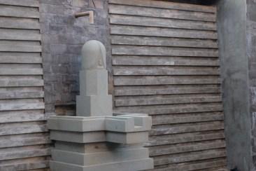 Eine buddistische Linga in Sieam Reap
