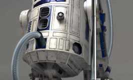 Όταν είσαι fan του Star Wars παίρνεις την αντίστοιχη σκούπα