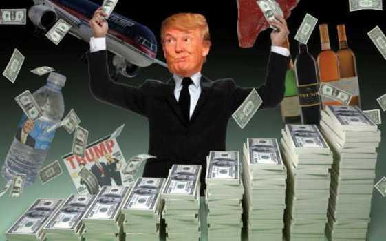 Τα 10 πιο ακριβά πράγματα που έχει ο Donald Trump