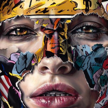 Sandra Chevrier, Les Cages: We can't be tamed.