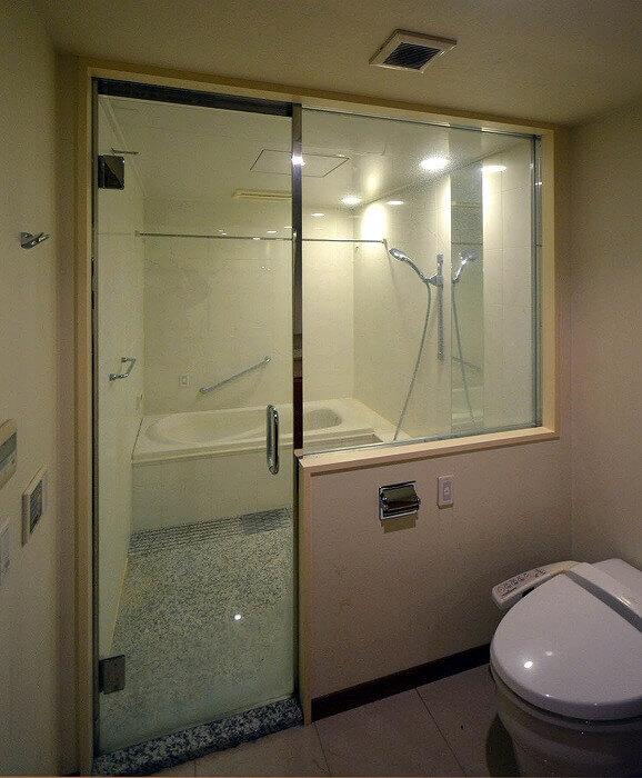 青山N邸_リフォーム前の既存浴室
