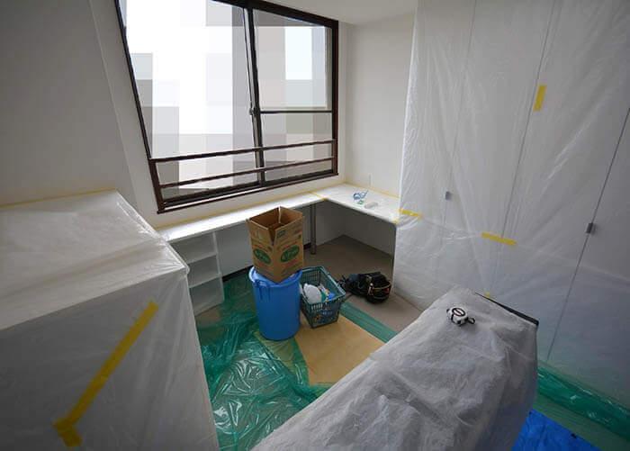 子ども部屋の収納ギャラリー家具