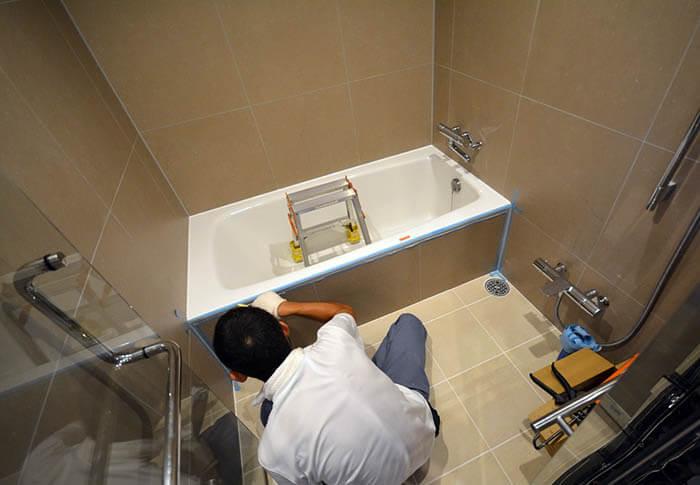 浴室のお化粧直しリフォーム