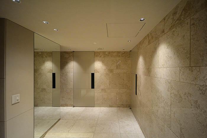 玄関ホールのリフォーム広尾O邸