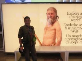 5千年前の人類 アイスマン