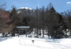 7合目の登山口
