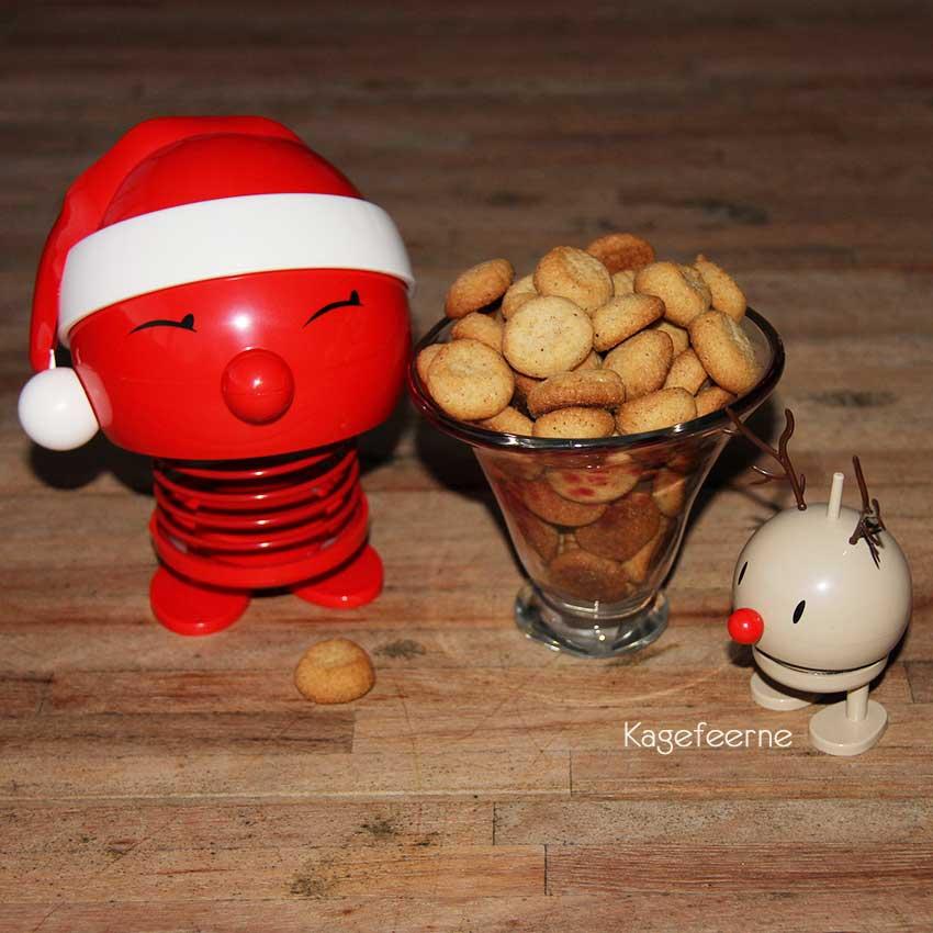 Pebernødder og en jule hoptimist
