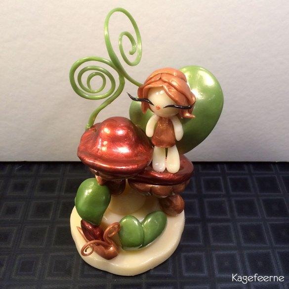 Isomalt figur fra IsoMolly figurkursus