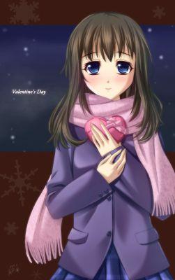 バレンタインデー2010