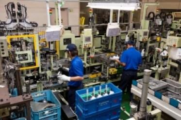 製造系の工場の派遣社員で働く