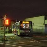 南善福寺バス停