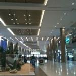 仁川国際空港到着。