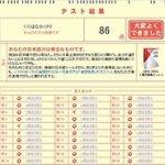 ATOK 全国一斉日本語テスト