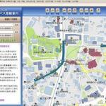 ソウルのバス路線をネットで検索