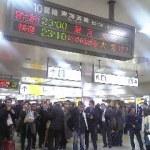 東京駅10番ホーム