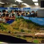 松屋銀座「鉄道模型展」&中野「陸蒸気」