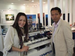 田中いちえさんとカメラトーク