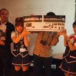 小学館「人気列車で行こう」創刊記念イベント