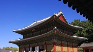 韓国・法輪寺の「帰郷祈願碑」