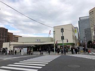 御茶ノ水駅にエスカレーター