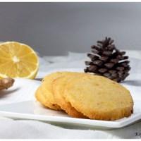 Specier med Citron & Ingefær
