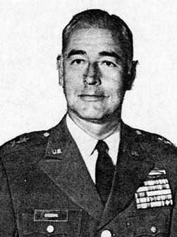 Major General George A. Godding