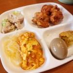 小川町大塚「逸品居」の回鍋肉定食とカウンター料理食べ放題