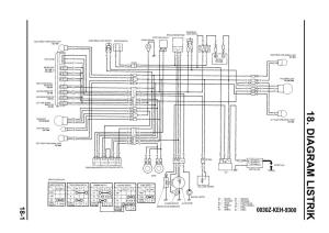 diagram kelistrikan mega pro | kagolhondagl
