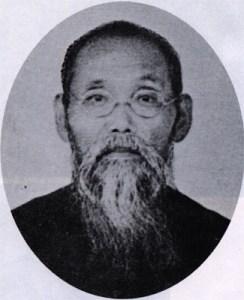 ザピエル教会創設者、初代主任司祭トマス島田喜蔵神父