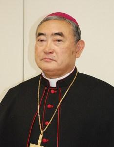 中野裕明司教霊名