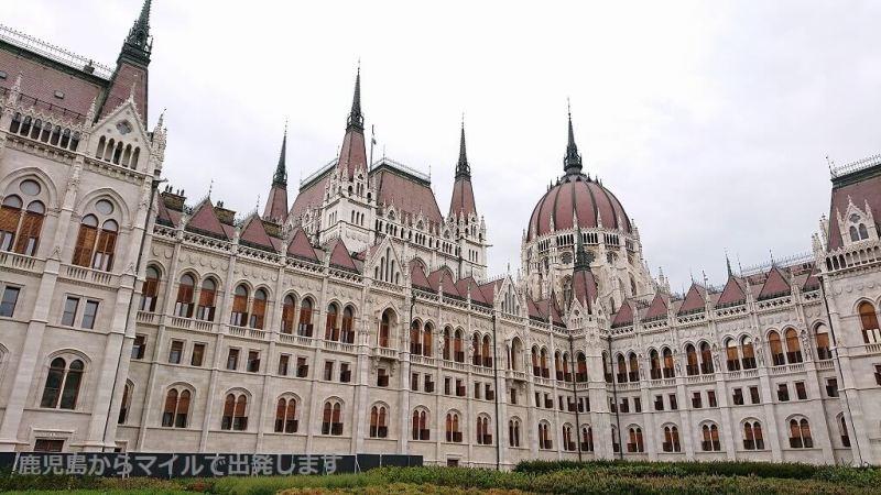 国会議事堂 ブダペスト