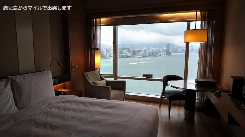 ルネッサンス香港 ハーバービュー