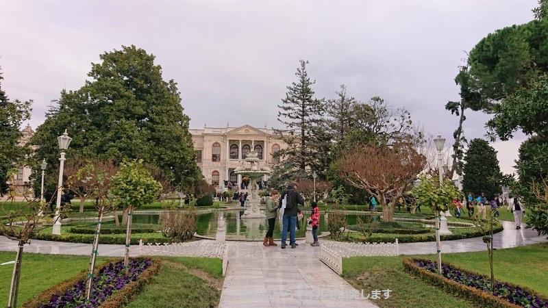 ドルマバフチェ宮殿 イスタンブール