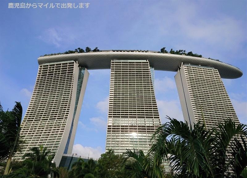 マリーナベイサンズ シンガポール