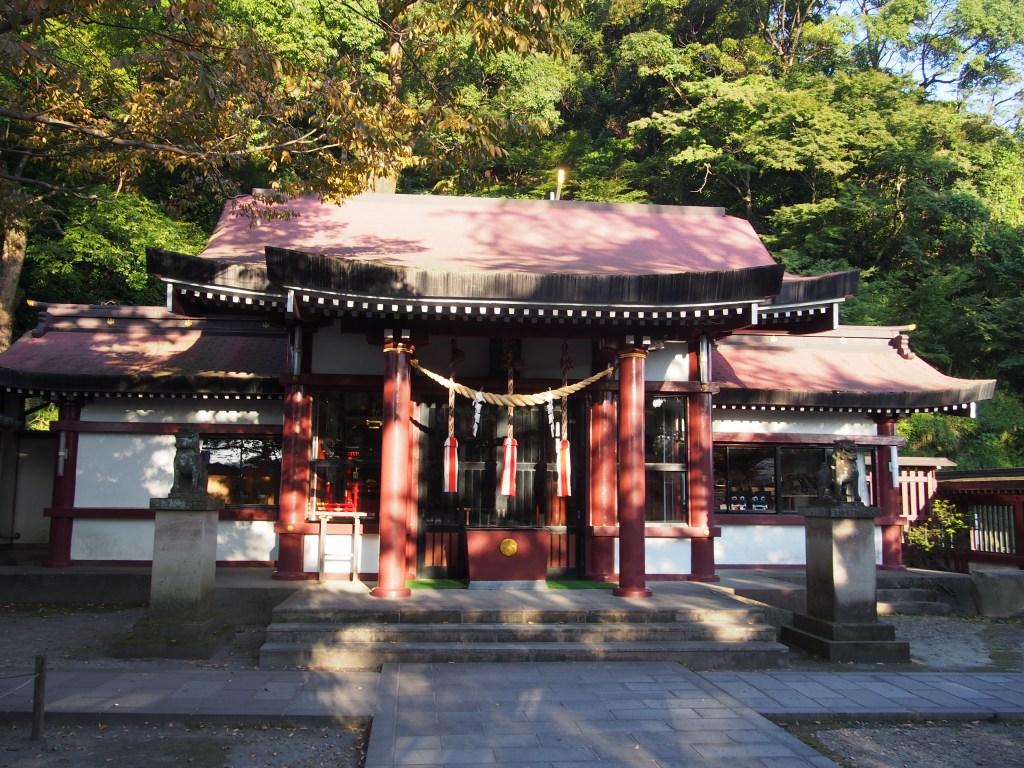 鹿児島神社 kagoshima shrine japan