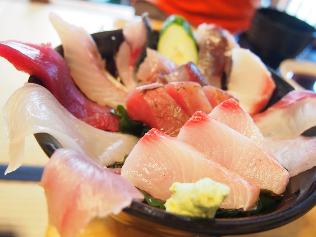 時海の海鮮丼