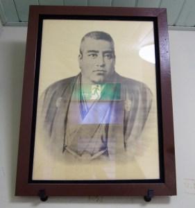 西郷隆盛の肖像画