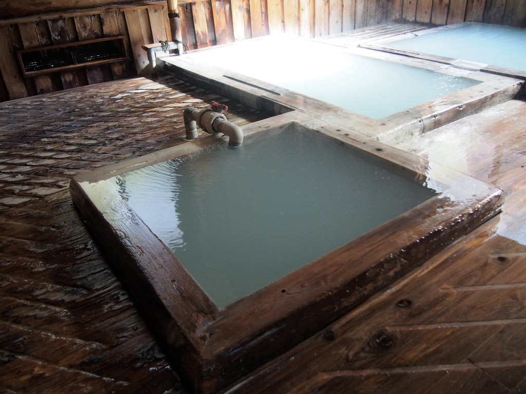 Carbonated Spa