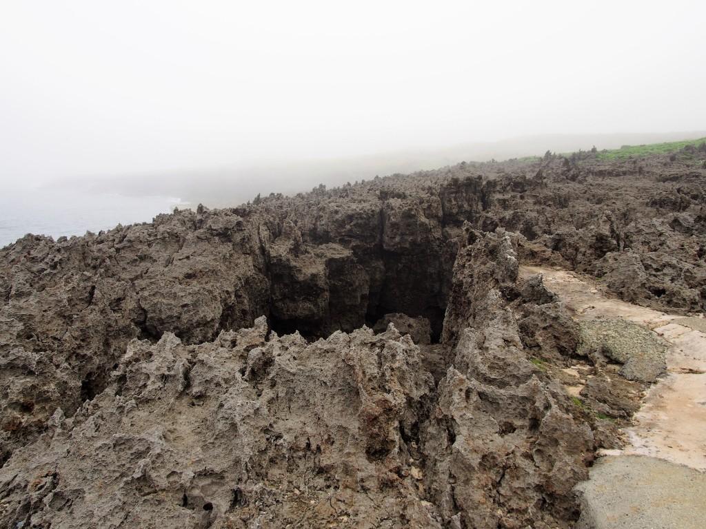 沖永良部島のフーチャへ