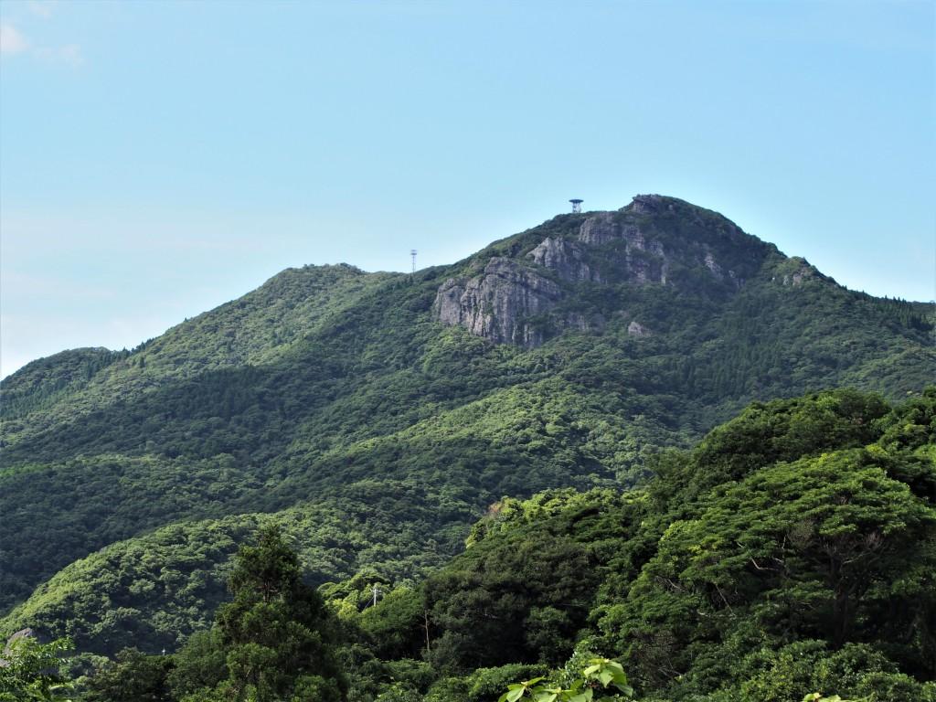 亀ヶ岡岩壁