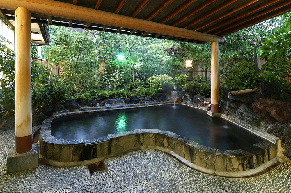 名湯芦刈温泉