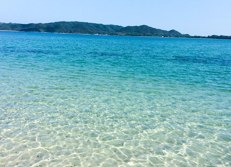 奄美大島の倉崎海岸
