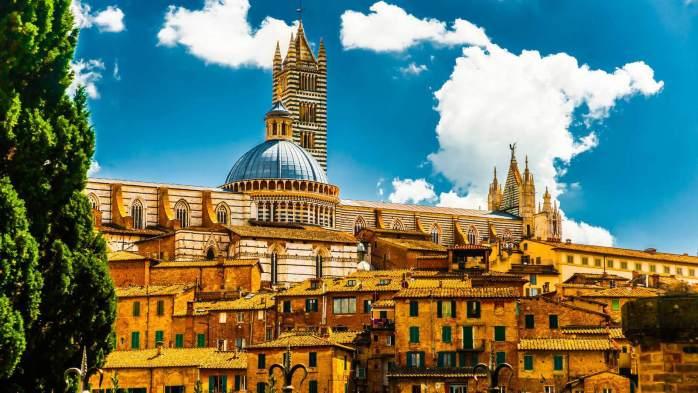 Най-доброто от Италия - > Милано – Генуа – Пиза – Флоренция – Сиена – Орвието – Рим✈